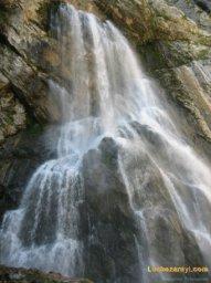 Гегский водопад, просто потрясающе
