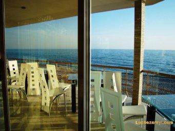 Кафе с видом на море Абхазия