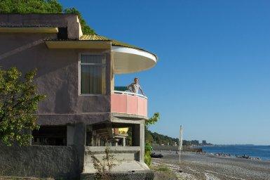 С балкона номера