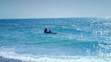 Гагра море